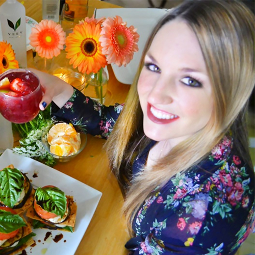 Meet Caroline Stegner of Sweet Caroline's Cooking